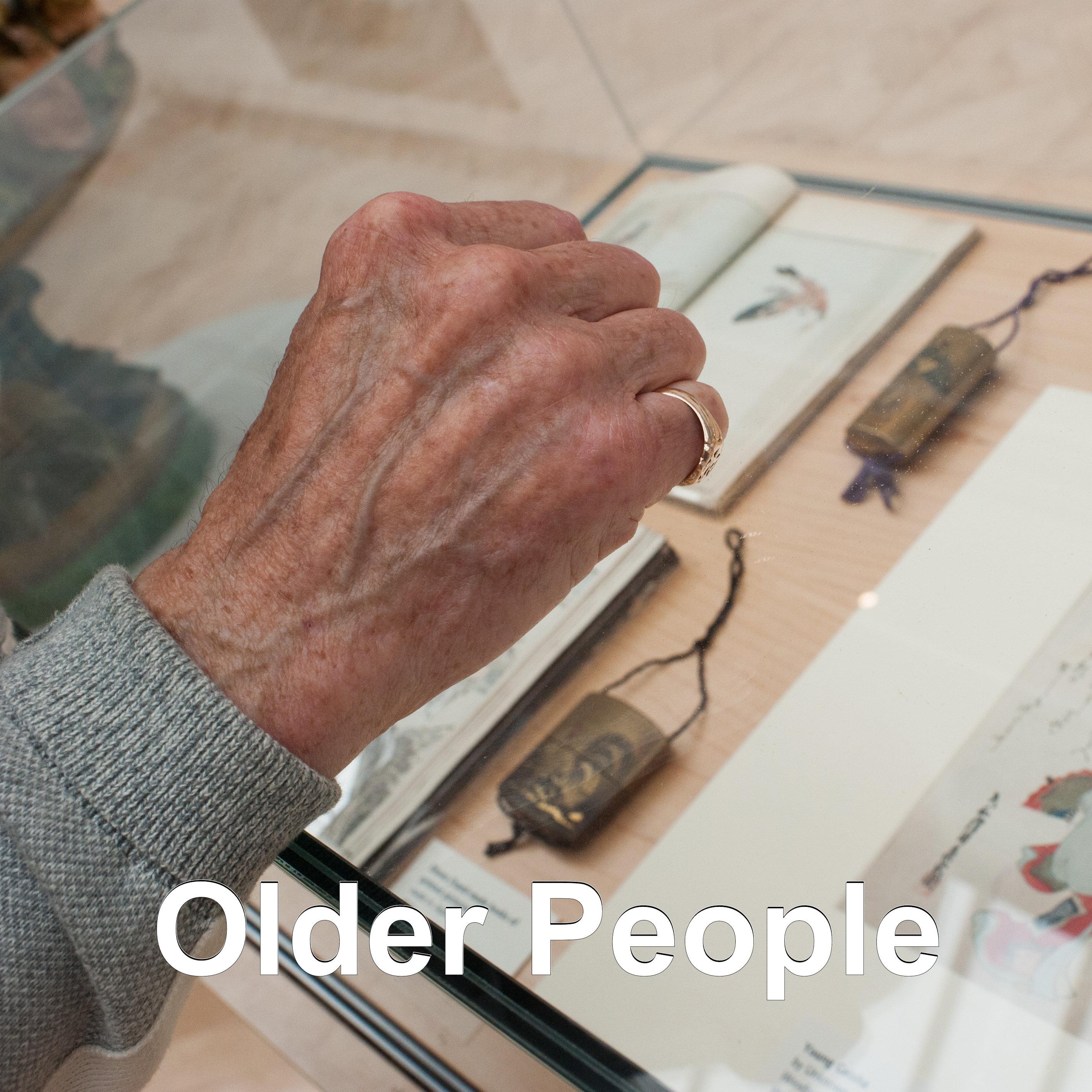 Older People box