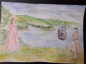 Frenchmans Creek Illustration